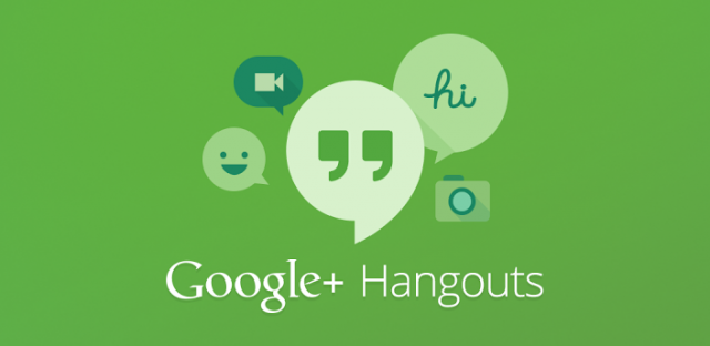 Communicate with your friends face to face with Google hangout