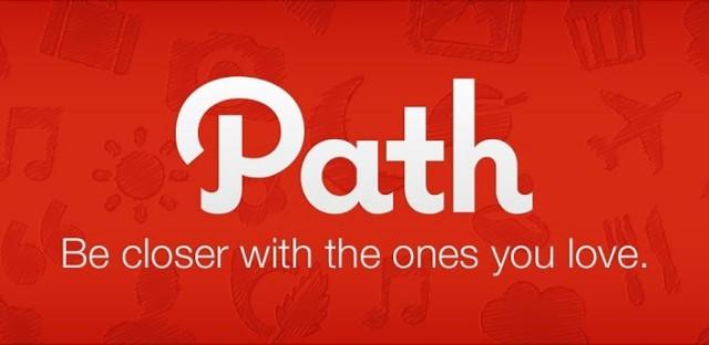 Path banner