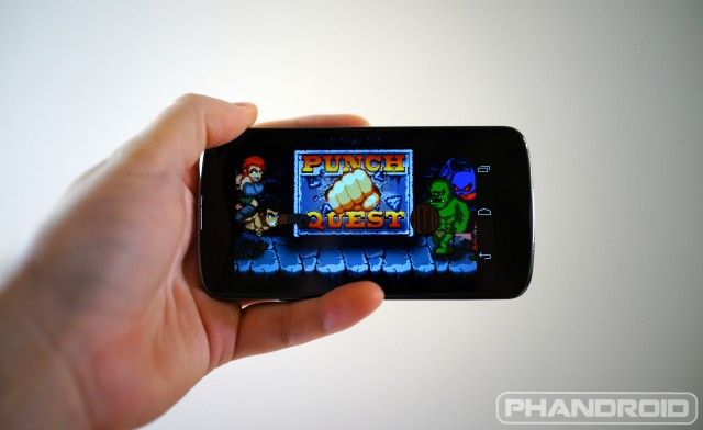 Punch Quest Hands on review