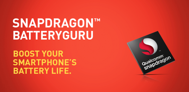 Qualcomm Snapdragon BatteryGuru banner