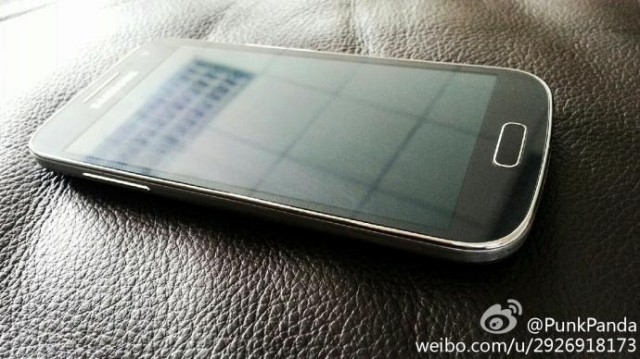Samsung Galaxy S4 Mini weibo 1