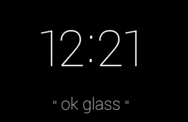 Okay Glass