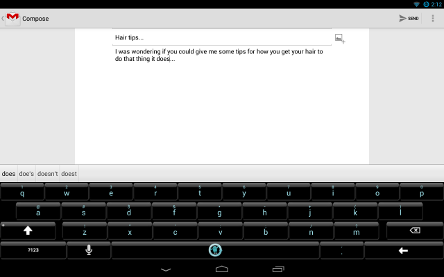 Smart Keyboard Pro Tablet
