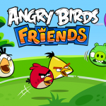 angry birds friends banner