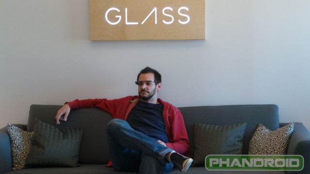 Google Glass Boss