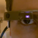 google glass winky