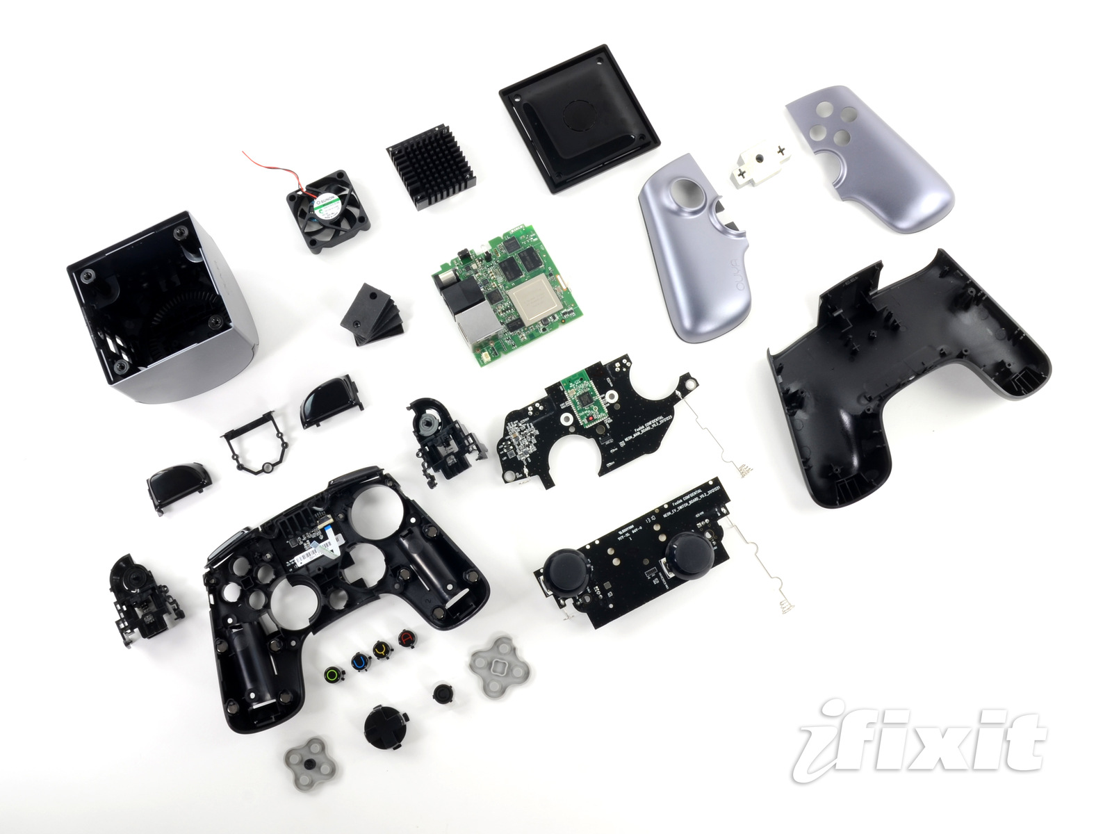 Ouya Teardown Shows Inside Of Android Gaming Console
