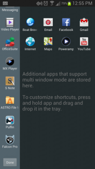 galaxy note 2 multi-window apps