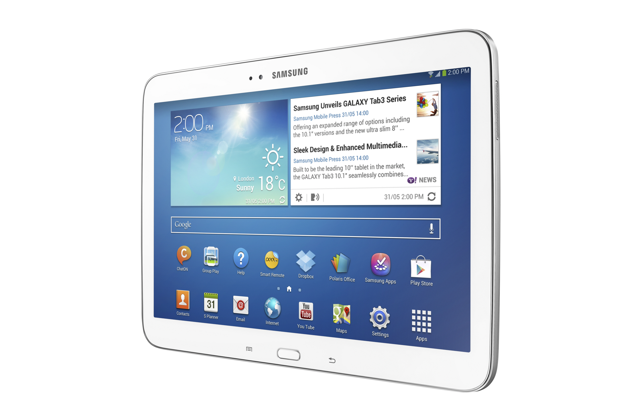 samsung announces galaxy tab 3 8 0 and 10 1. Black Bedroom Furniture Sets. Home Design Ideas