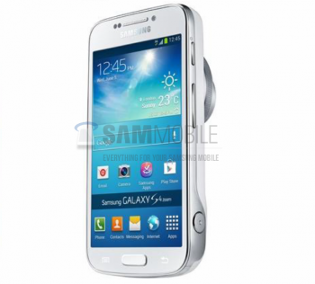 Samsung Galaxy S4 Zoom leaked ahead of its official unveiling