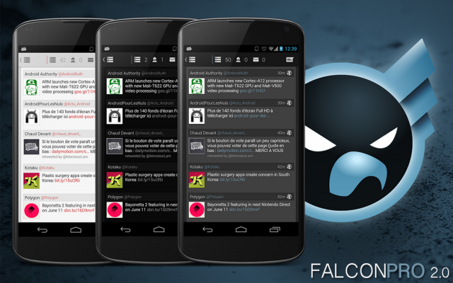falcon pro 2 themes
