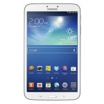 galaxy tab 3 8 inch white front