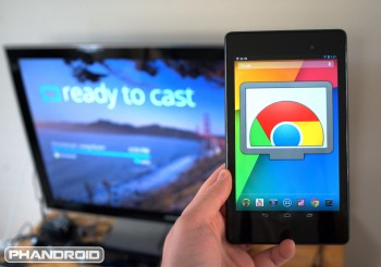 Chromecast Featured ready to cast