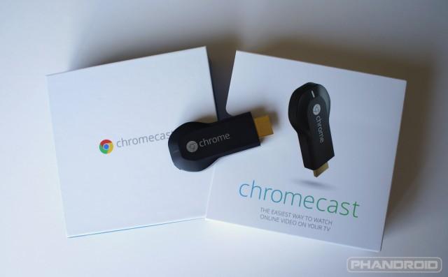 Chromecast featured