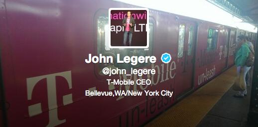 John Legere Twitter
