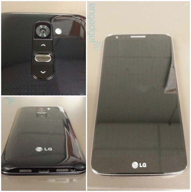 LG G2 leak Engadget 2