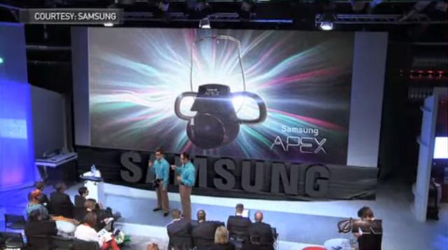 Samsung Apex