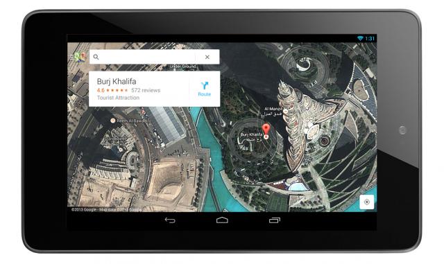 google maps tablets.pg