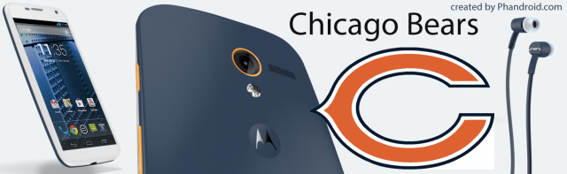 Moto-X-Phone-Chicago-Bears