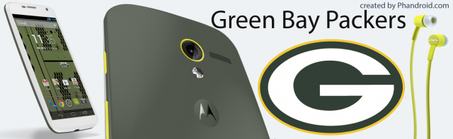 Moto-X-Phone-Green-Bay-Packers