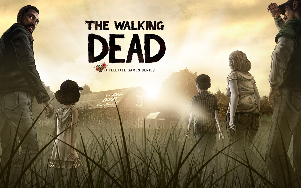 the walking game