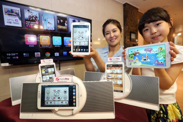 Samsung Homeboy tablet