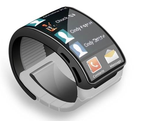 samsung smart watch mockup