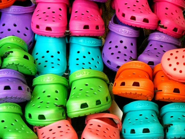 iPhone 5C Crocs