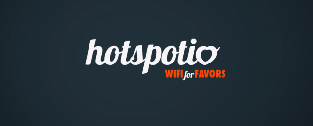 Hotspotio WiFi for Favors featured