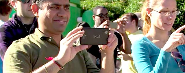 LG Nexus 5 leak featured large