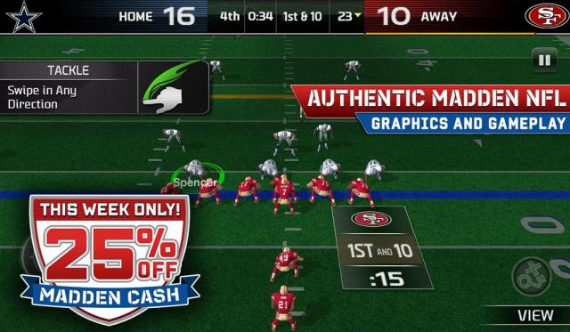Madden NFL 25 EA 1