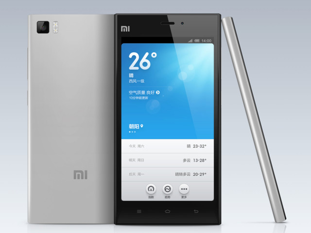 Xiaomi Mi-3 announced at an affordable  327  features Tegra 4 or    Xiaomi Mi3 Official