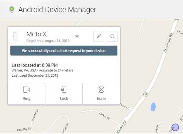 Moto-X-Locked