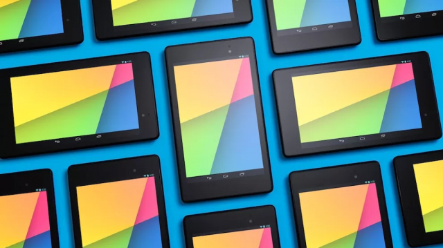 Nexus 7 2013 wall