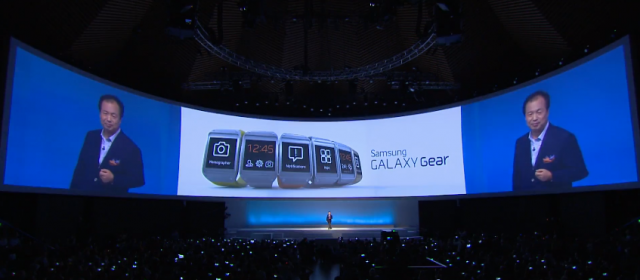 Samsung Galaxy Gear 1