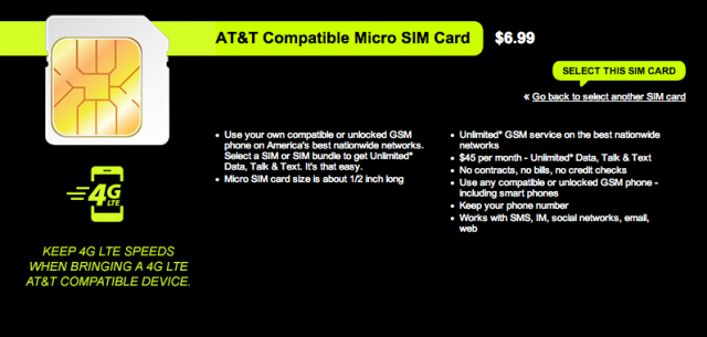 Straight Talk now offers 4G LTE on AT&T – unlimited talk, text, and