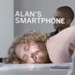 lazy phone