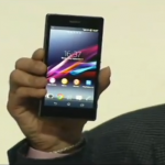 xperia z1 unveil