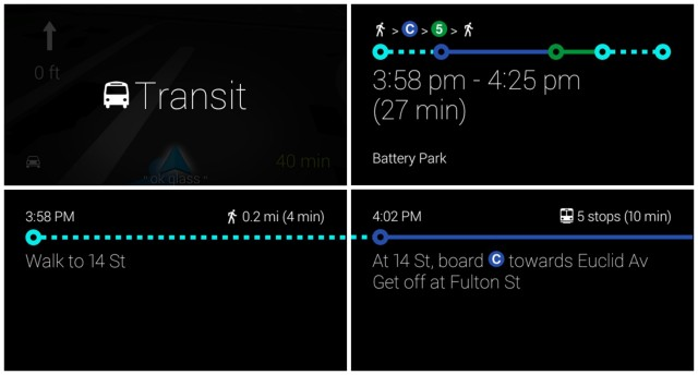 Google Glass XE10 update