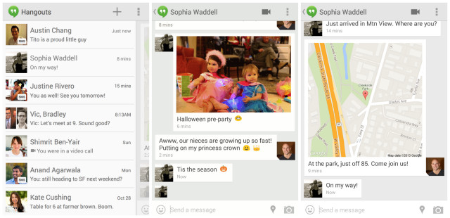 All new Hangouts v2 extracted and ready for installation [DOWNLOAD]