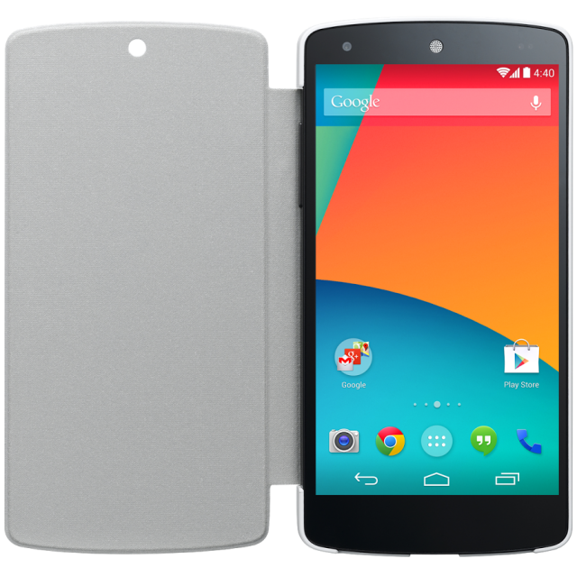Nexus 5 Quickcover case
