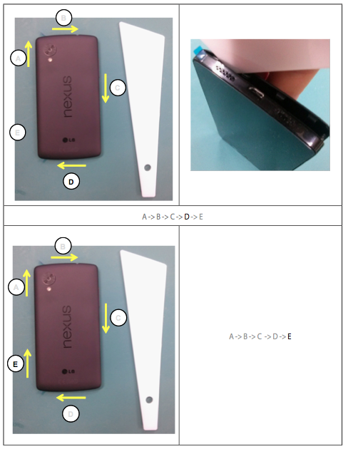 Nexus 5 Service Manual