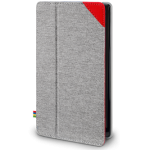 Official Nexus 7 flip case grey red