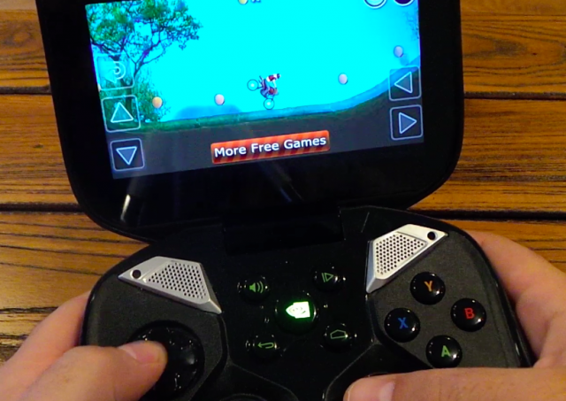 NVIDIA Shield Gamepad Mapper