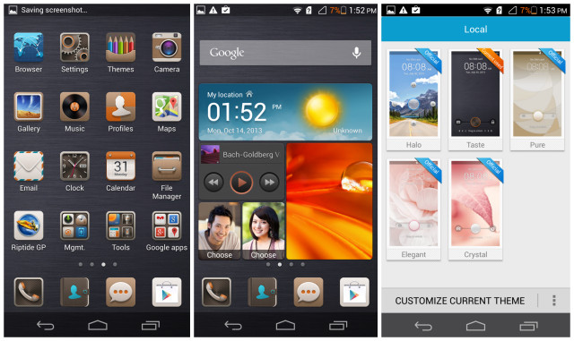 ascend p6 software