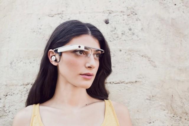 Google Glass 2.0 earbud