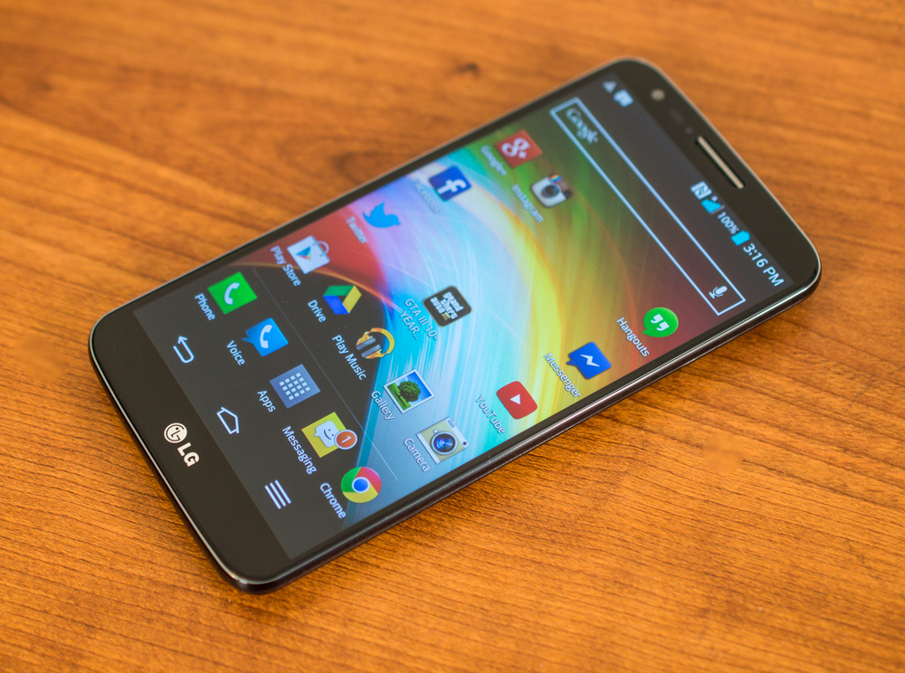 LG G2 struggling against the competition, sales lower than expected in ...