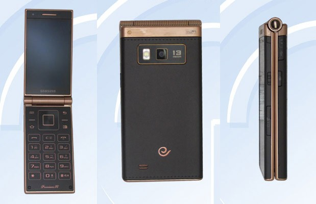 how to find model of samsung flip phone