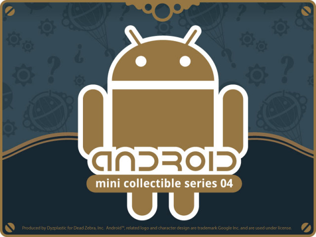 Android Mini Collectible Series 04