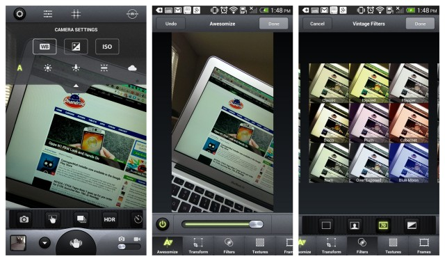 Camera Awesome screenshots